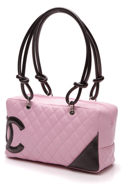 60713bbf924 Cambon Ligne Bowler Tote Bag - Pink