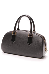 Louis Vuitton Jasmin Bag Black Epi Leather