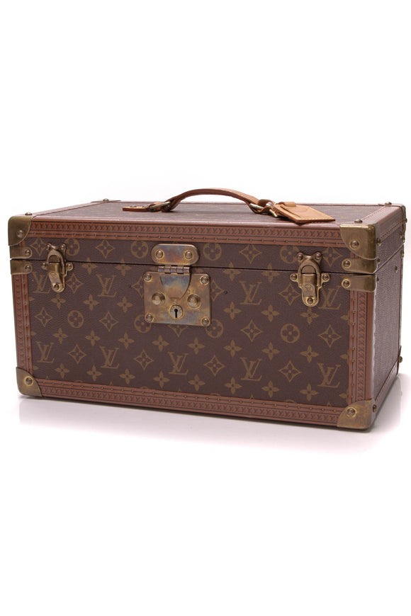 Louis Vuitton Boite et Glace Beauty Case Monogram Canvas
