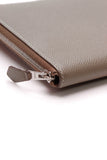 Hermes Azap GM Wallet Taupe Mysore Leather