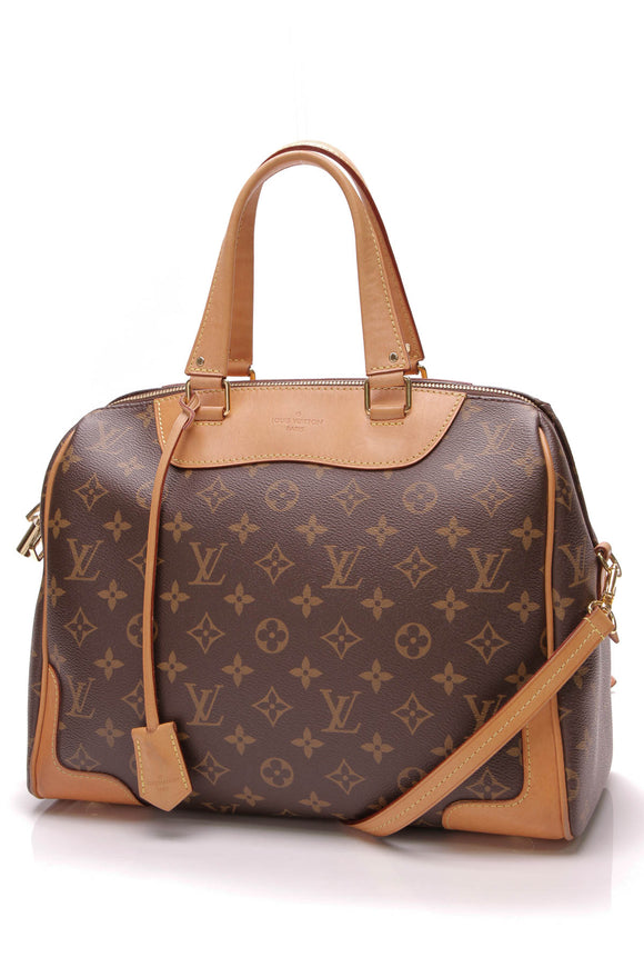 Louis Vuitton Retiro NM Bag Monogram Canvas