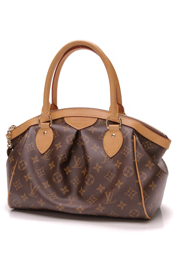 Louis Vuitton Tivoli PM Bag Monogram Canvas