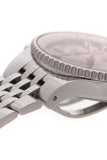 Breitling Limited Edition Montbrillant 47 Watch Stainless Steel