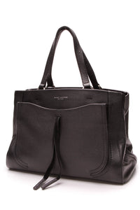 Marc Jacobs Maverick Tote Bag Black Leather