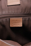 Gucci Convertible Abbey Shoulder Bag Leather Brown