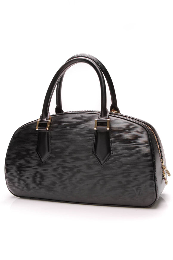 Louis Vuitton Epi Jasmin Bag Black