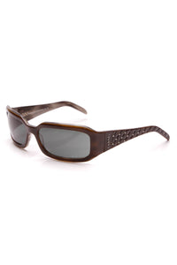 Chanel Quilted Sunglasses 5097 Brown