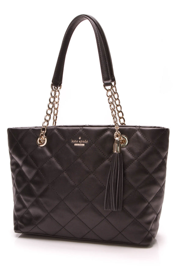 Kate Spade Emerson Place Priya Tote Bag Black