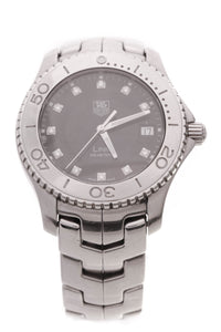 TAG Heuer Link 38mm Watch Steel
