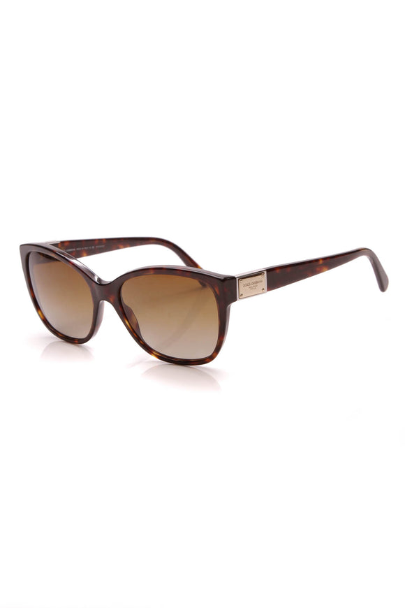Dolce and Gabbana Square Sunglasses DG4195 Brown