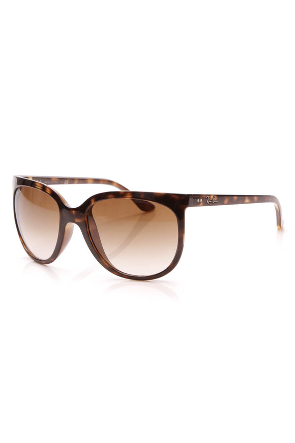 Ray Ban Cats Gradient Sunglasses RB4126 Brown