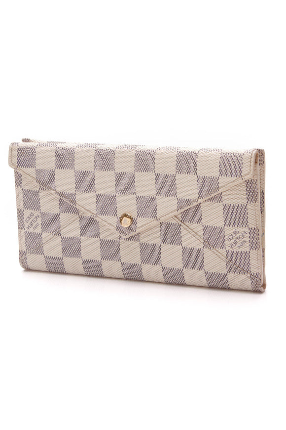 Louis Vuitton Origami Wallet Damier Azur