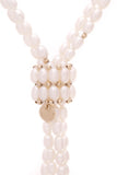 Tiffany & Co. Iridesse Pearl Lariat Necklace Yellow Gold
