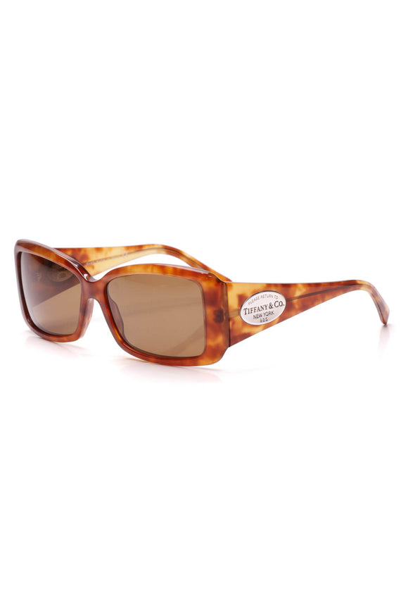 Tiffany & Co. Square Sunglasses TF4006-G Tortoise