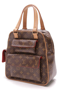 Louis Vuitton Excentri-Cite Bag Monogram Brown