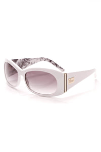 Gucci Rectangle Sunglasses GG3079 White