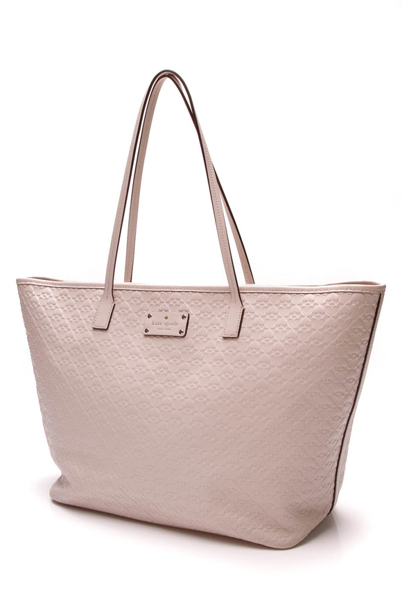 Kate Spade Penn Place Margareta Tote Bag Nude