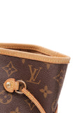 Louis Vuitton Neverfull MM Bag Monogram Canvas Brown