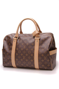 Louis Vuitton Carryall Travel Bag Monogram Brown
