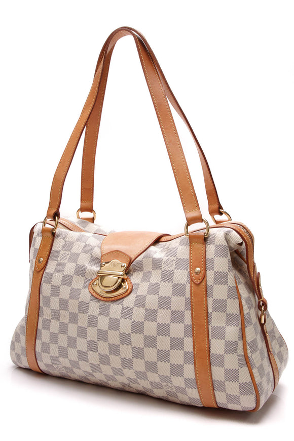 Louis Vuitton Stresa PM Bag Damier Azur