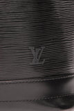 Louis Vuitton Vintage Epi Noe Bag Black