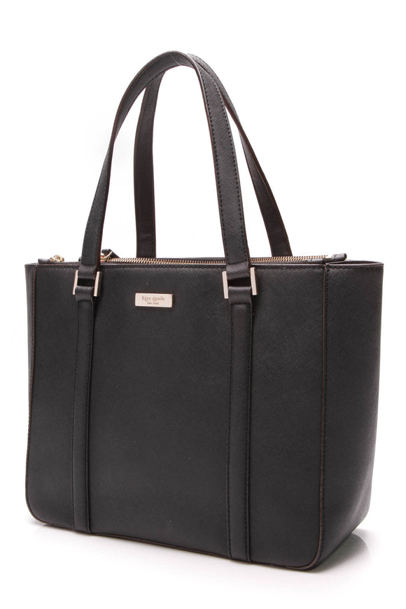 Kate Spade Newbury Lane Cadene Tote Bag Black