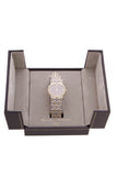 Baume & Mercier Two-Tone Watch Silver Gold
