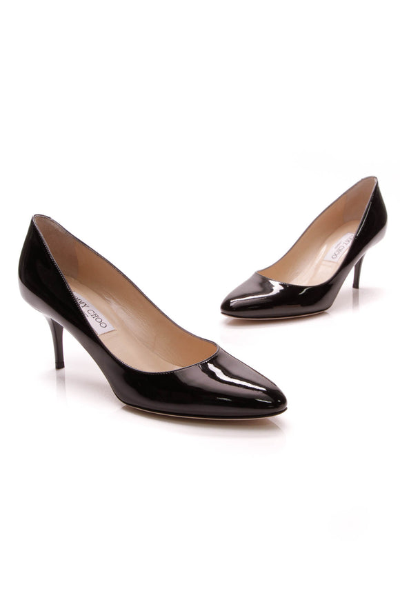 Jimmy Choo Irena Pumps Black Size 38