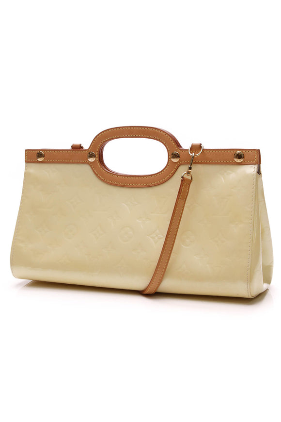 Louis Vuitton Roxbury Drive Bag Citrine Yellow