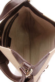 Gucci Hasler Hobo Bag Brown