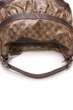 Gucci Mix Medium Hobo Bag Crystal Canvas