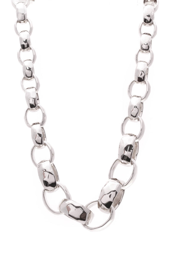 Ippolita Link Necklace Silver