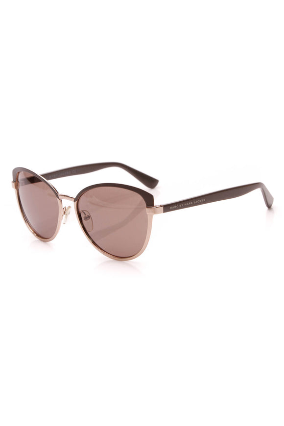 Marc Jacobs Cat-Eye Sunglasses Gray