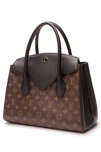 Louis Vuitton Florine Bag Monogram Black