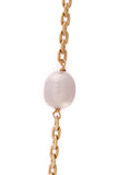 Chanel Vintage Pearl Necklace Gold