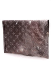 Louis Vuitton Alpha GM Pochette Galaxy Monogram Gray