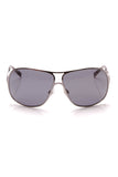 Chanel Aviator Sunglasses 4127 Gunmetal
