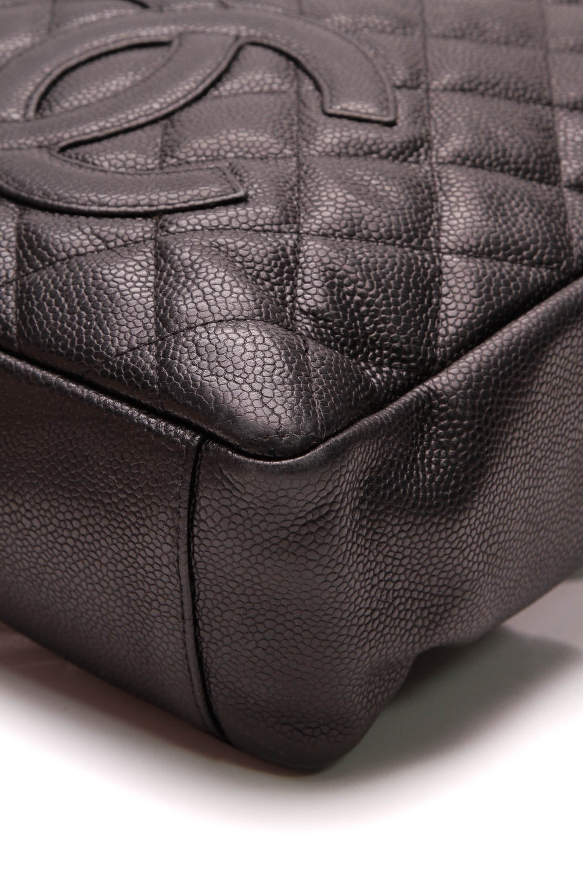 49539f58158e Chanel PST Petite Shopping Tote Bag - Black – Couture USA