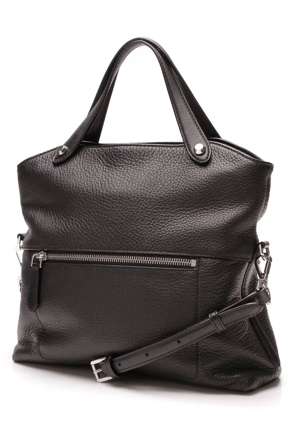 Michael Kors Hyland Convertible Tote Bag Black