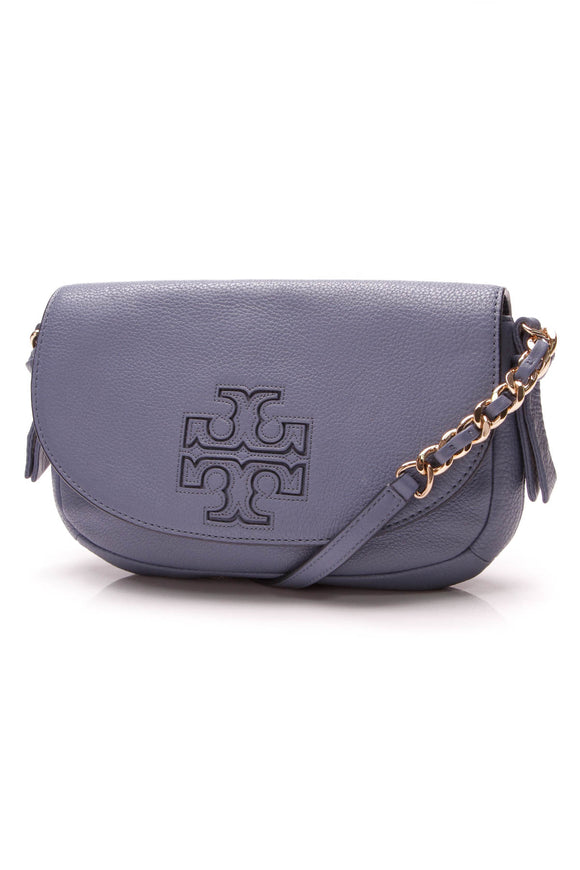 Tory Burch Harper Mini Crossbody Bag Wallis Blue