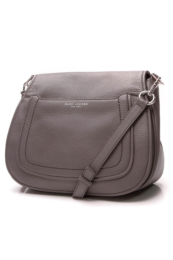 Marc Jacobs Empire City Messenger Bag Light Gray