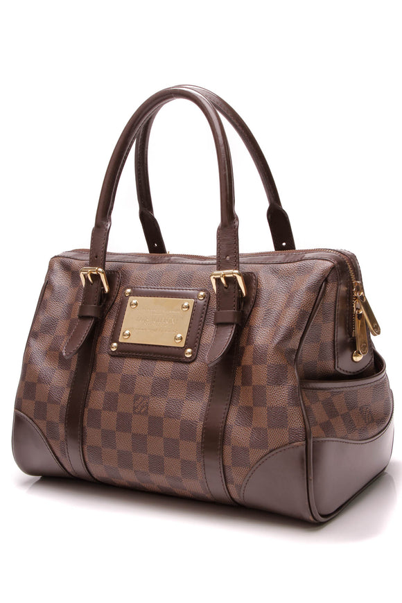Louis Vuitton Berkeley Bag Damier Ebene
