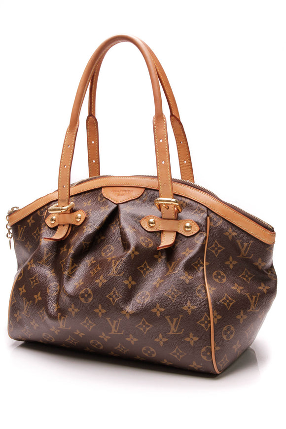 Louis Vuitton Tivoli GM Bag Monogram Brown