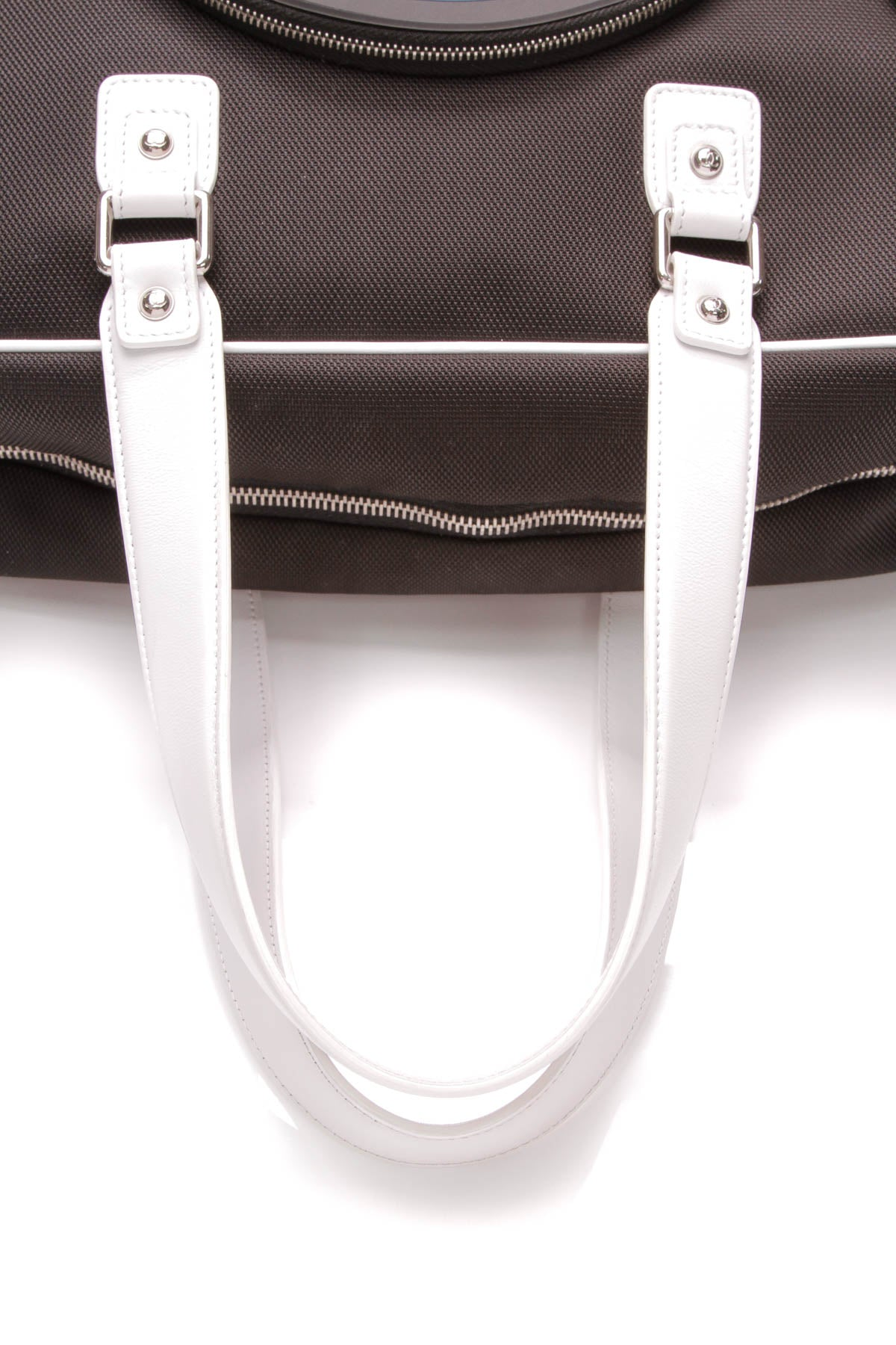 98438a9e1b2c Chanel Airlines Shopping Tote - Toile/Rubber – Couture USA