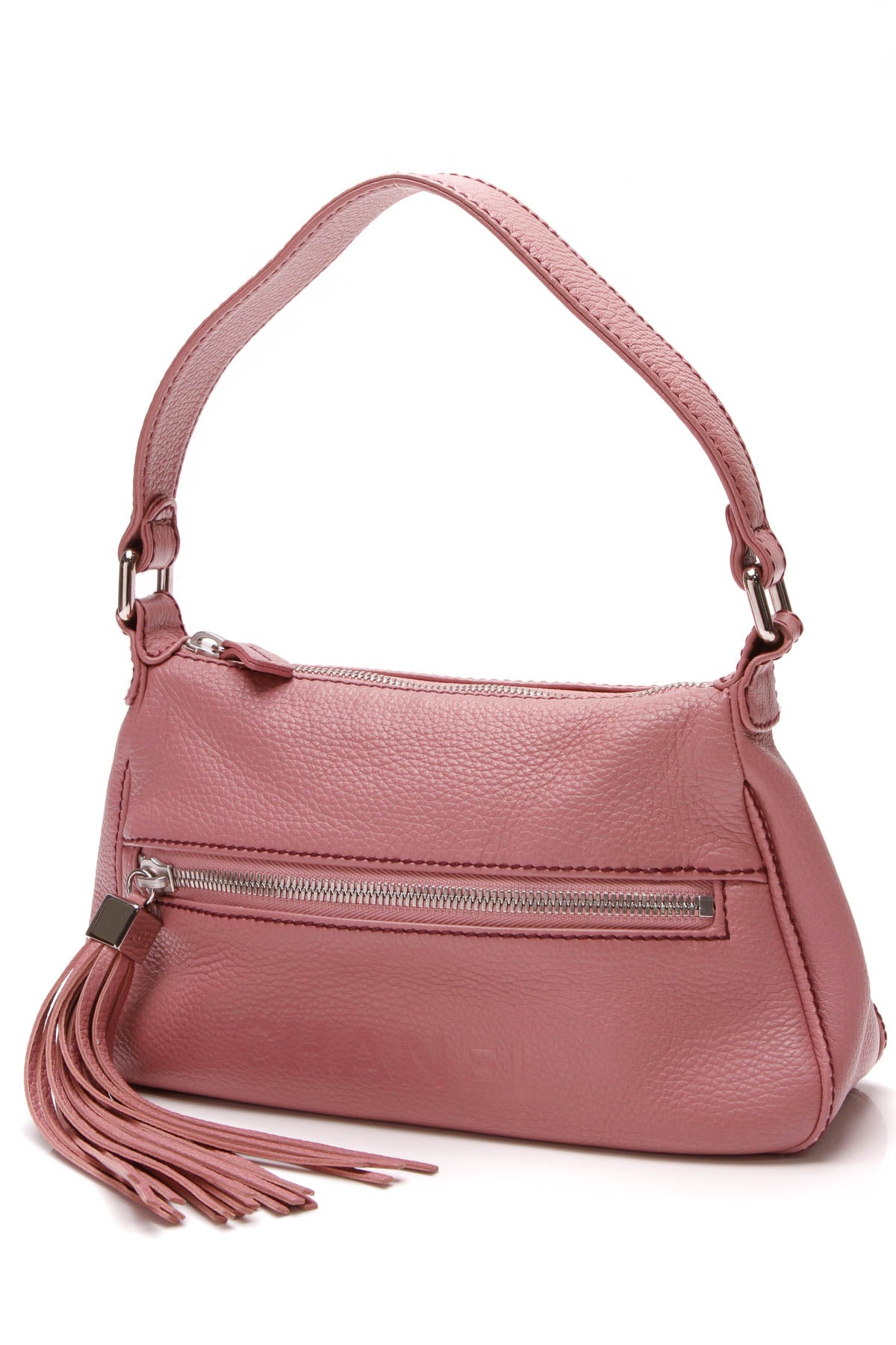 d7c812381cea Chanel LAX Tassel Shoulder Bag - Dusty Pink – Couture USA