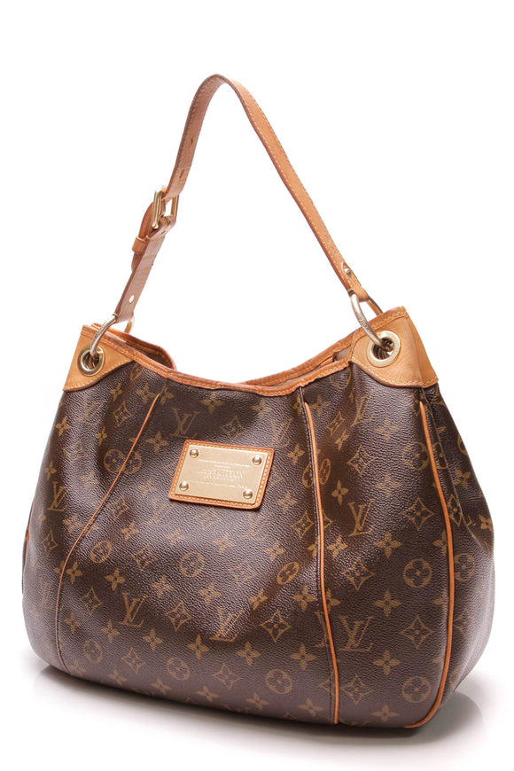 Louis Vuitton Galliera PM Bag Monogram Brown