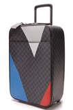 Louis vuitton Louis Vuitton Pegase Legere Regatta Luggage 55 Damier Cobalt Blue