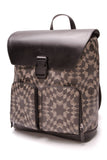 Gucci Caleido Men's Backpack Supreme Canvas Beige Black