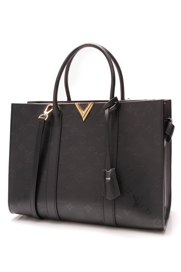 Louis Vuitton Very GM Tote Bag Black