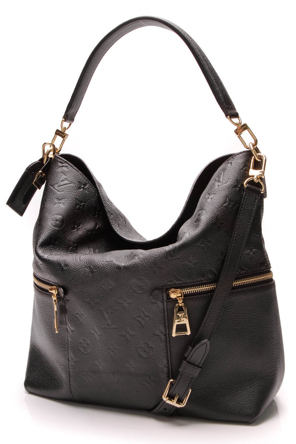 Louis Vuitton Empreinte Melie Bag Noir Black